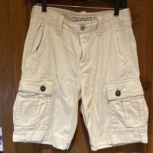 American Eagle Men's/Teen Cargo Shorts 28